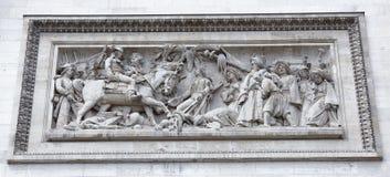Egipska kampania Bonaparte i bitwa z turczynką, Zdjęcia Royalty Free
