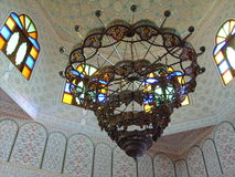 egipska lampa Obrazy Stock