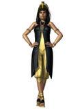 Egipska odzież royalty ilustracja