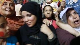 Egipska rewolucja 30 Czerwiec zdjęcie wideo