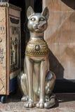 Egipska statua Zdjęcia Royalty Free