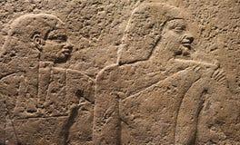Egipska sztuka Zdjęcia Royalty Free