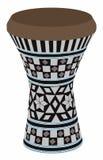 Egipski darbuka wektor Zdjęcie Stock