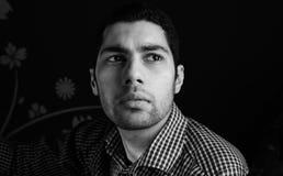 egipski mężczyzna Zdjęcia Stock