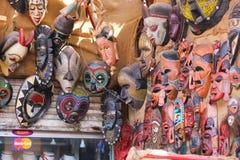 Egipski maska rynek Obraz Stock