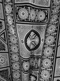Egipski Namiotowy tkanina wzór Fotografia Royalty Free