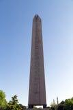 egipski obelisk Fotografia Stock