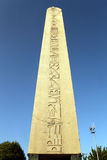 Egipski obelisk Zdjęcia Royalty Free