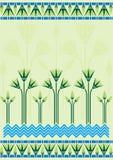 Egipski papirus zdjęcie stock