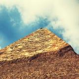 Egipt Kair, Giza - zdjęcia royalty free