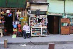 Egipt Kair ulicy widok zdjęcie royalty free