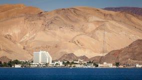 Egipt kurort na Czerwonym morzu Obrazy Stock