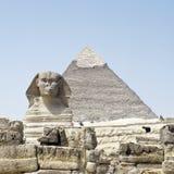 Egipt, ostrosłupy fotografia royalty free
