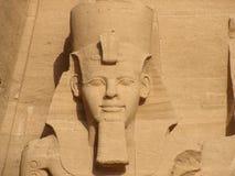 Egipt ostrosłup Zdjęcia Royalty Free