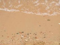 Egipt plaże Zdjęcie Royalty Free