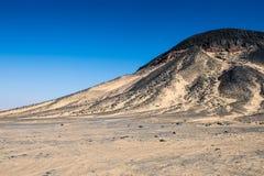 Egipt pustynia obraz stock