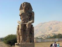 Egipt staty Royaltyfri Bild