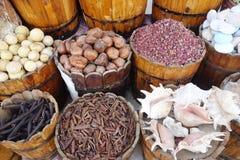 Egipt uliczny rynek obraz stock