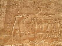 egiptian hieroglyps Στοκ φωτογραφία με δικαίωμα ελεύθερης χρήσης
