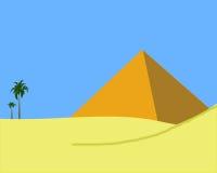 Egipto Ilustração Stock