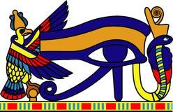 Egipto antigo Imagem de Stock
