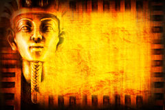Egipto background2 Foto de Stock Royalty Free