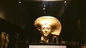 Egipto de oro Imagen de archivo