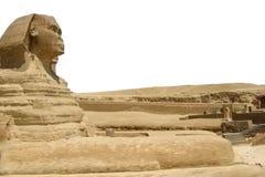 Egipto - esfinge Imagenes de archivo
