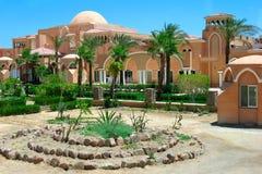Egipto - hotel fotos de stock