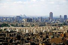 Egipto o Cairo Foto de Stock