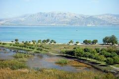 Egirdir lake Royalty Free Stock Photo