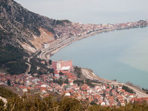 Egirdir, Turcja zdjęcia royalty free
