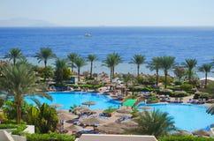 Egito, Mar Vermelho. Sharm el-Sheikh Imagem de Stock Royalty Free
