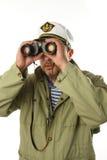 żeglarz Obraz Royalty Free