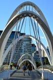Żeglarzi Przerzucają most - Melbourne Zdjęcia Stock