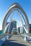 Żeglarzi Przerzucają most Melbourne Zdjęcie Royalty Free