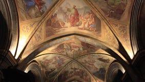 Eglise Нотр-Дам de assomption, славное, Франция Стоковые Фотографии RF