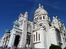 Eglise Blanche Stock Image