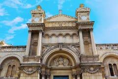 Eglise DE La Madeleine in Aix-en-Provence stock afbeeldingen