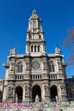 Eglise de la Sainte Trinite Stockfotos