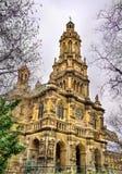 Eglise de la Sainte-Trinite in Paris Stockfotos