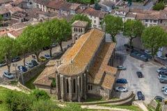 Eglise helgon-Gimer Arkivbilder