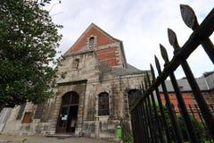 Eglise helgon Matthieu, Flone Royaltyfria Bilder