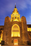 Eglise Notre-Dame Cathedral in Calais Royalty Free Stock Photography