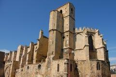 Eglise Notre Dame de Lamourguier, Narbonne Royalty Free Stock Photo
