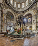 The 'Église Saint-Augustin' of Paris Royalty Free Stock Photos