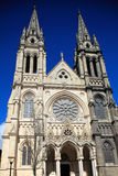 Eglise Saint-Louis Stock Image