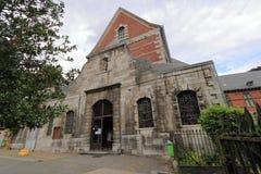 Eglise Saint Matthieu, Flone Royalty Free Stock Photography