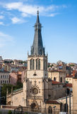 Eglise Saint-Paul in Lyon, France Royalty Free Stock Images