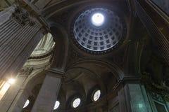 Eglise Saint Sulpice, Paris, France Stock Images